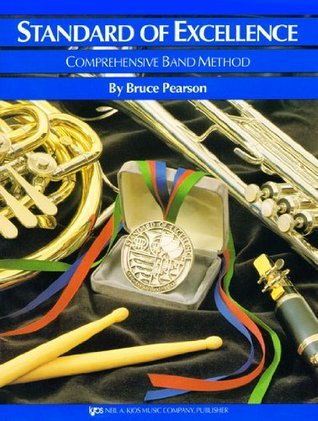 W22XB - Standard of Excellence Book 2 B-flat Tenor Saxophone