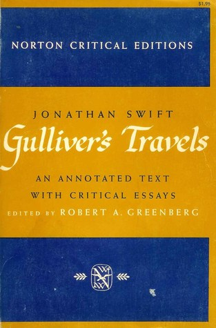 Gulliver's Travels an annotated text with critical essays