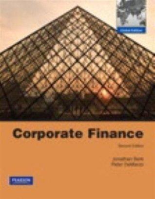 Corporate Finance: Global Edition