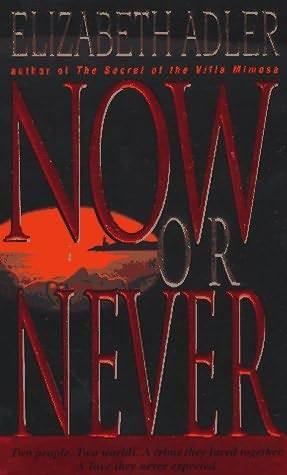 Now or Never by Elizabeth Adler