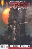 Jim Butcher's Dresden Files: Storm Front Vol 1 #2