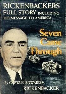 Seven Came Through by Eddie V. Rickenbacker
