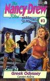 Greek Odyssey (Nancy Drew: Files, #74; Passport to Romance, #3)