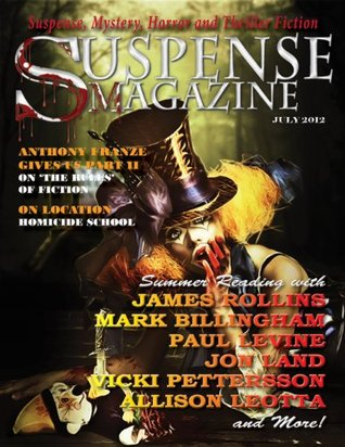 Suspense Magazine July 2012 - Suspense Magazine