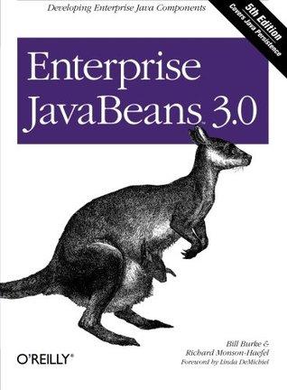 Enterprise JavaBeans 3.0 by Richard Monson-Haefel