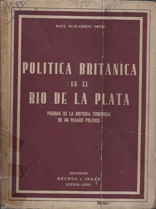 Política Británica en el Río de La Plata