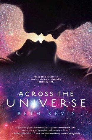 Image result for across the universe goodreads