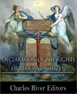 Declaration of the Rights of Man and Citizen by National Assembly ...