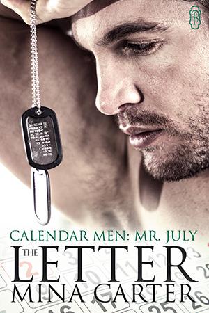 The Letter(Calendar Men 7)