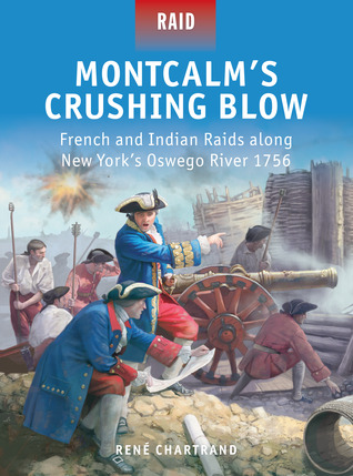 Libros gratuitos sobre descargas de audio Montcalm's Crushing Blow: French and Indian Raids along New York's Oswego River 1756