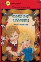 Circus Shoes by Noel Streatfeild