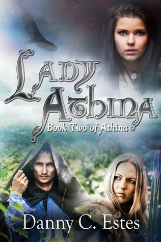 Lady Athina (The Books of Athina, #2)