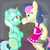 Lyra and Bon Bon's Odd Jobs