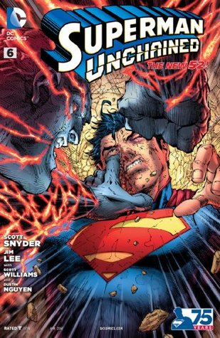 Superman Unchained (2013- ) 6