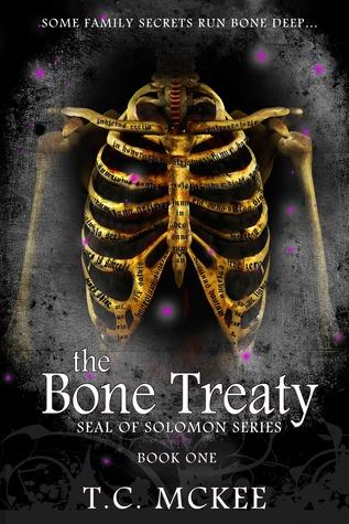 The Bone Treaty by T.C.  McKee