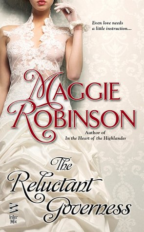 The Reluctant Governess(Ladies Unlaced 3)