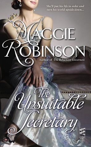 The Unsuitable Secretary (Ladies Unlaced, #4)