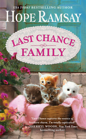 Last Chance Family (Last Chance, #8)