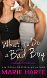 What to Do with a Bad Boy by Marie Harte