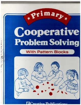 Primary cooperative problem solving with pattern blocks
