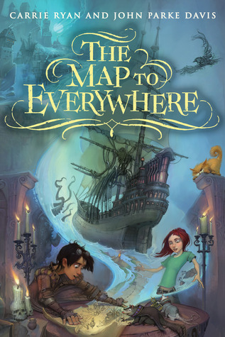 The Map to Everywhere by Carrie Ryan & John Parke Davis thumbnail