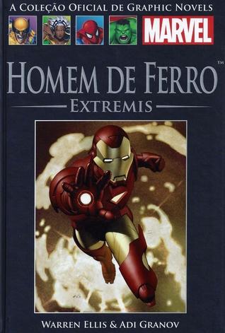 Homem de Ferro: Extremis (A Coleção Oficial de Graphic Novels da Marvel, #43)