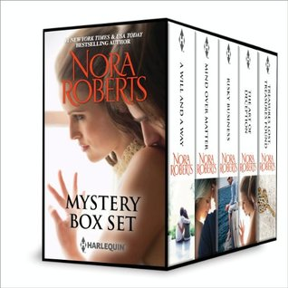 Mystery Box Set: A Will and a Way / Mind Over Matter / Risky Business / The Art of Deception / Treasures Lost, Treasures Found