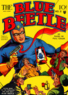 The Blue Beetle, Number 2, The Explosive Murder of Mr. Ripley