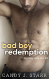 Bad Boy Redemption (Bad Boy Rock Star, #3)