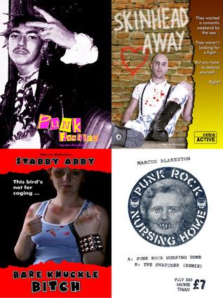 Punk and Skinhead Novels Box Set