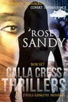 Calla Cress Thrillers: The Deveron Manuscript & Covert Interference Box Set