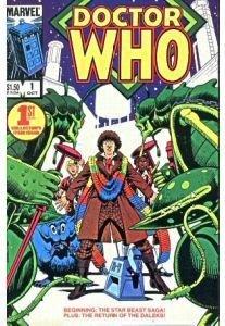 Doctor Who Vol. 1., Number 1 - October, 1984