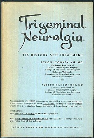 Trigeminal Neuralgia; Its History and Treatment
