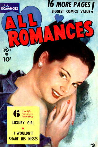 All Romances, Luxury Girl, Volume 4