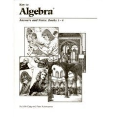 Key to Algebra: Answers and Notes for 1-10 (three-book set)