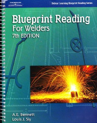 Blueprint reading for welders by ae bennett malvernweather Image collections