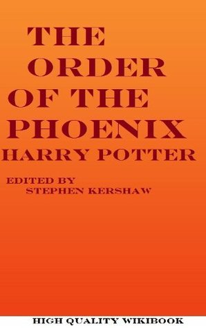 The Harry Potter Order of the Phoenix (Harry Potter Guides)