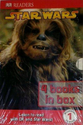 Star Wars: 4 Books in Box