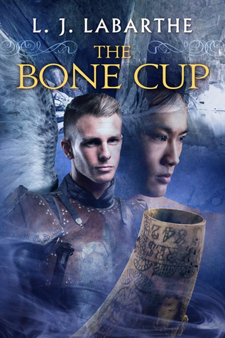 Flashback Friday Book Review:  The Bone Cup (Archangel Chronicles #6) by L.J. LaBarthe