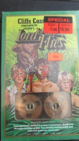 """Cliffs Cassettes Companion to Golding's """"Lord of the Flies"""""""