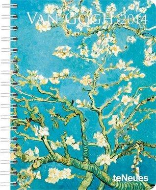 2014 Vincent Van Gogh Deluxe Engagement Calendar
