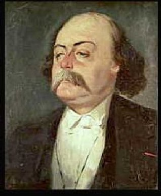 Classic French Literature: 5 books by Flaubert in the original French, with active table of contents