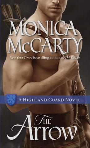 The Arrow (Highland Guard, #9)
