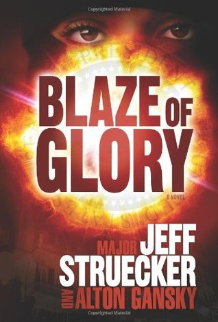 Blaze of Glory(Sgt. Major Eric Moyer 2)