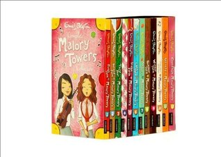 Malory Towers Box Set Gift Pack Collection 12 Books