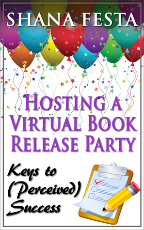 Hosting a Virtual Book Release Party