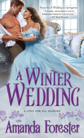 A Winter Wedding Marriage Mart 3 By Amanda Forester