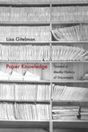 Paper Knowledge: ...