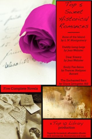 Top 5 Sweet Historical Romances
