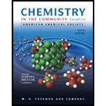 Chemistry in the Community - Chemcom (5th, 06) by (ACS), American Chemical Society [Hardcover (2006)]